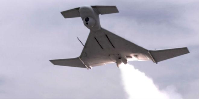 Harop Combat UAV