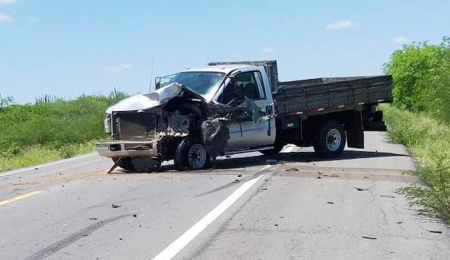 acidente br 324