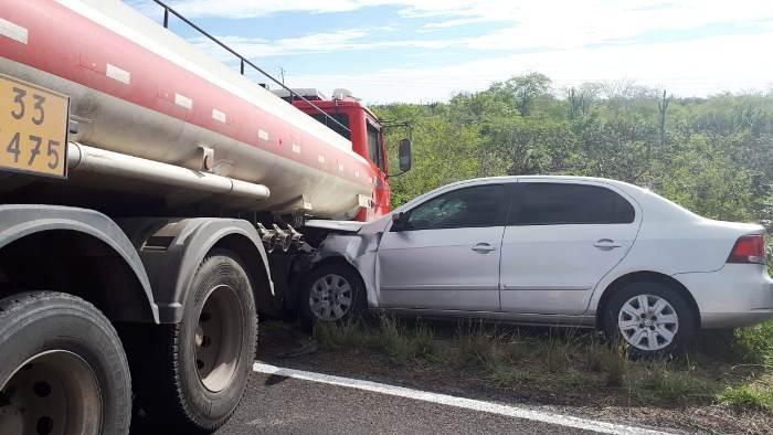 acidente com carro de elizane 4