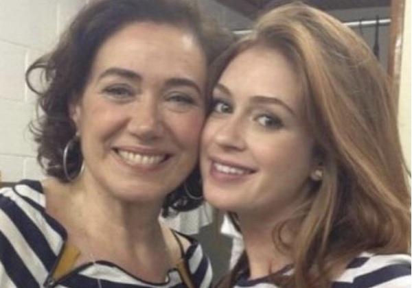 lilia cabral marina ruy barbosa foto reproducao instagram