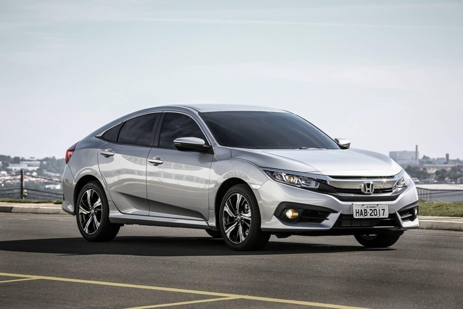 Nov Honda Civic 2017 exl 2