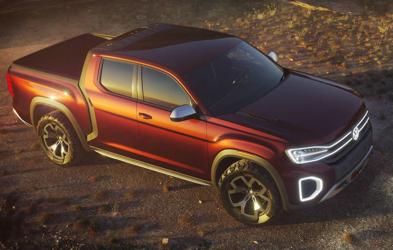 Volkswagen Atlas Tanoak Pickup