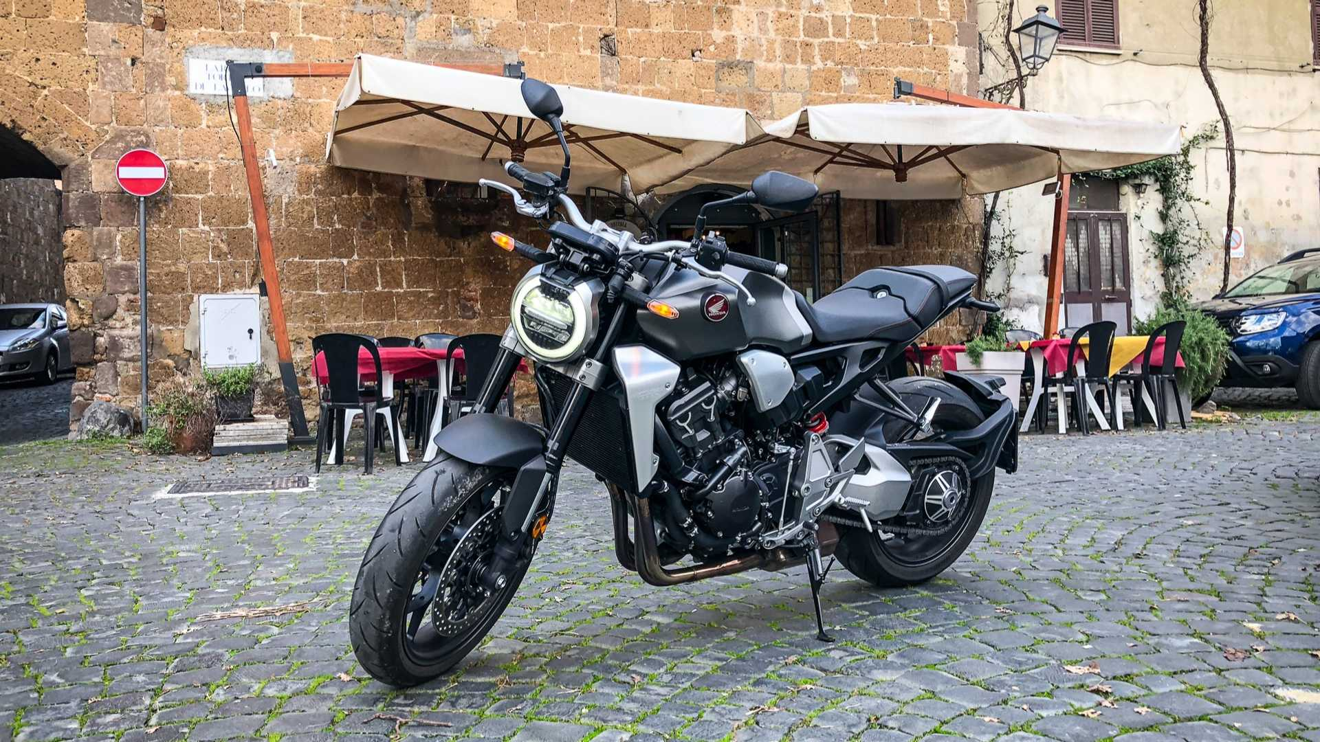 honda cb1000r 2019 test ride na italia 1
