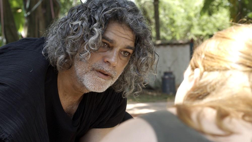 leon humano eduardo mosvovis novela setimo guardiao tv globo