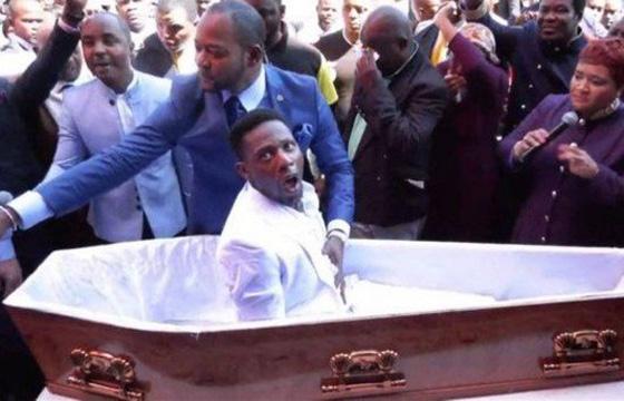 pastor ressuscita