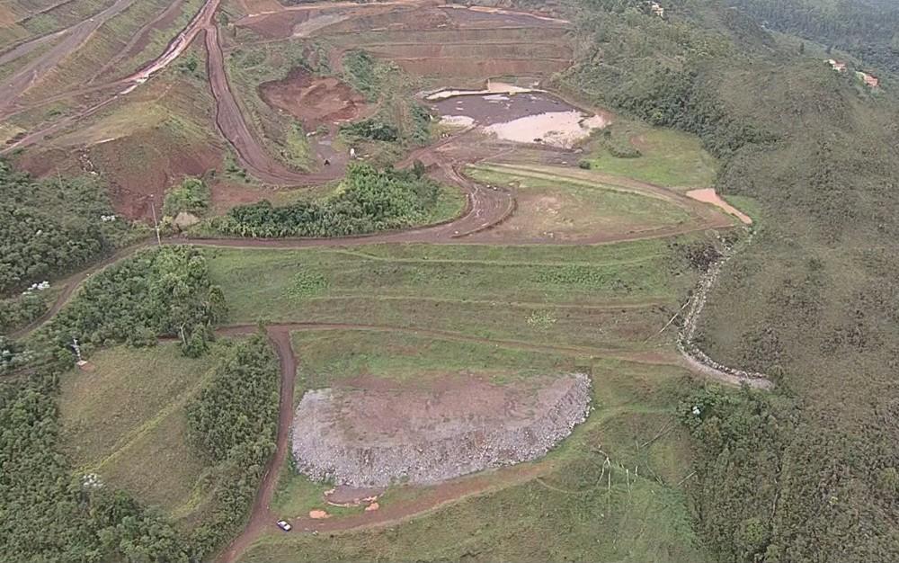 barragem marazul 1700