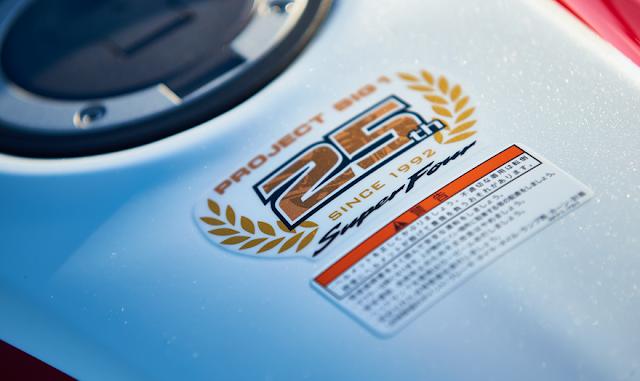 Honda CB 400SF 2018 05