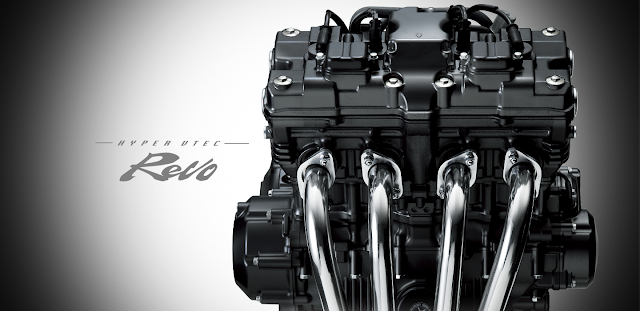 Honda CB 400SF 2018 06