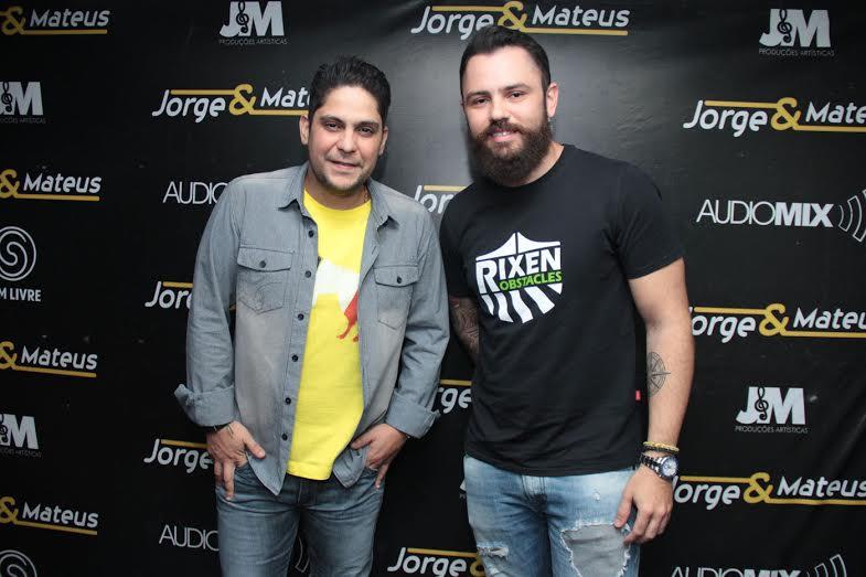 Jorge e Mateus Foto Luiz Fabiano Moove Co