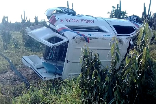 ambulancia capota