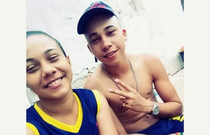 jovens atingidos por tiros em tucano