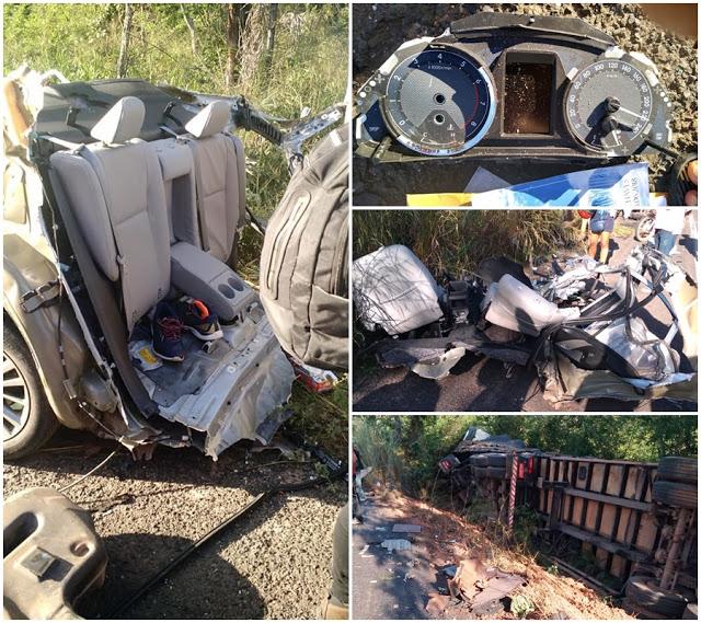 motorista morre em Timon