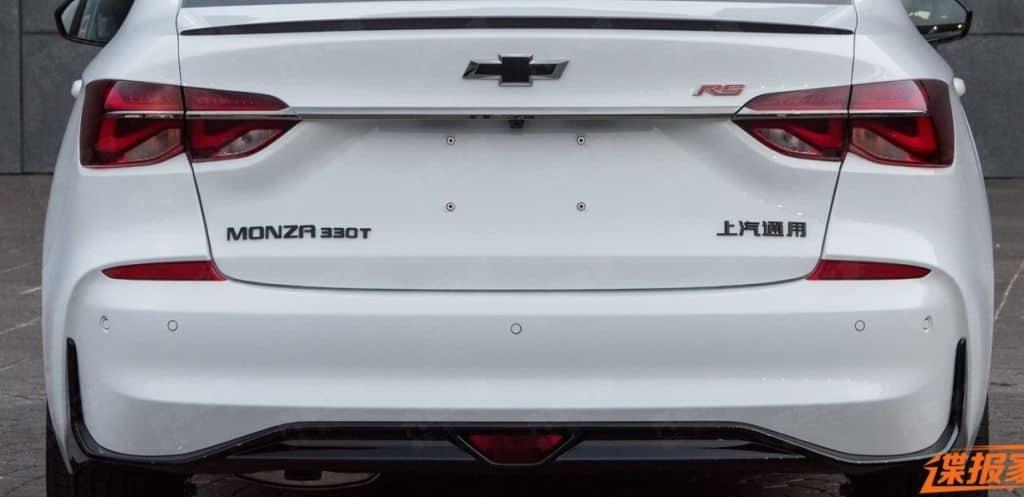 A Fera Voltou Conheca Detalhes Do Novo Chevrolet Monza 2020
