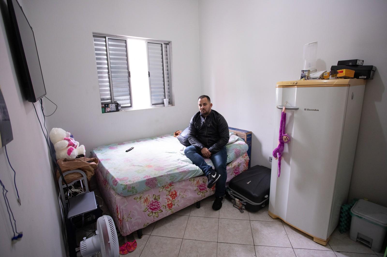 karel sanchez fuentes refugiado cubano f99a9057 celso tavares g1