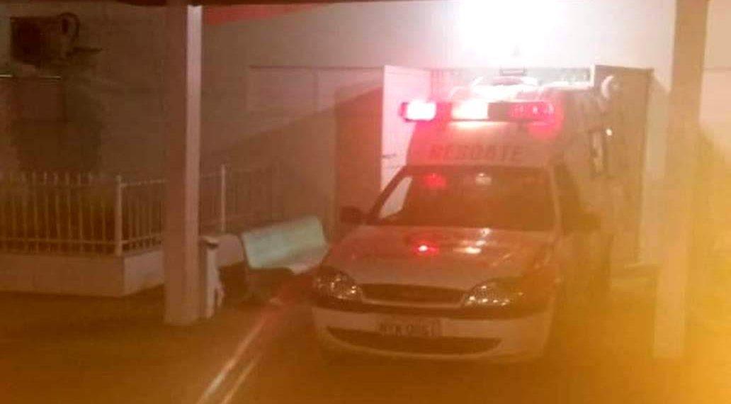 hospital de riachão