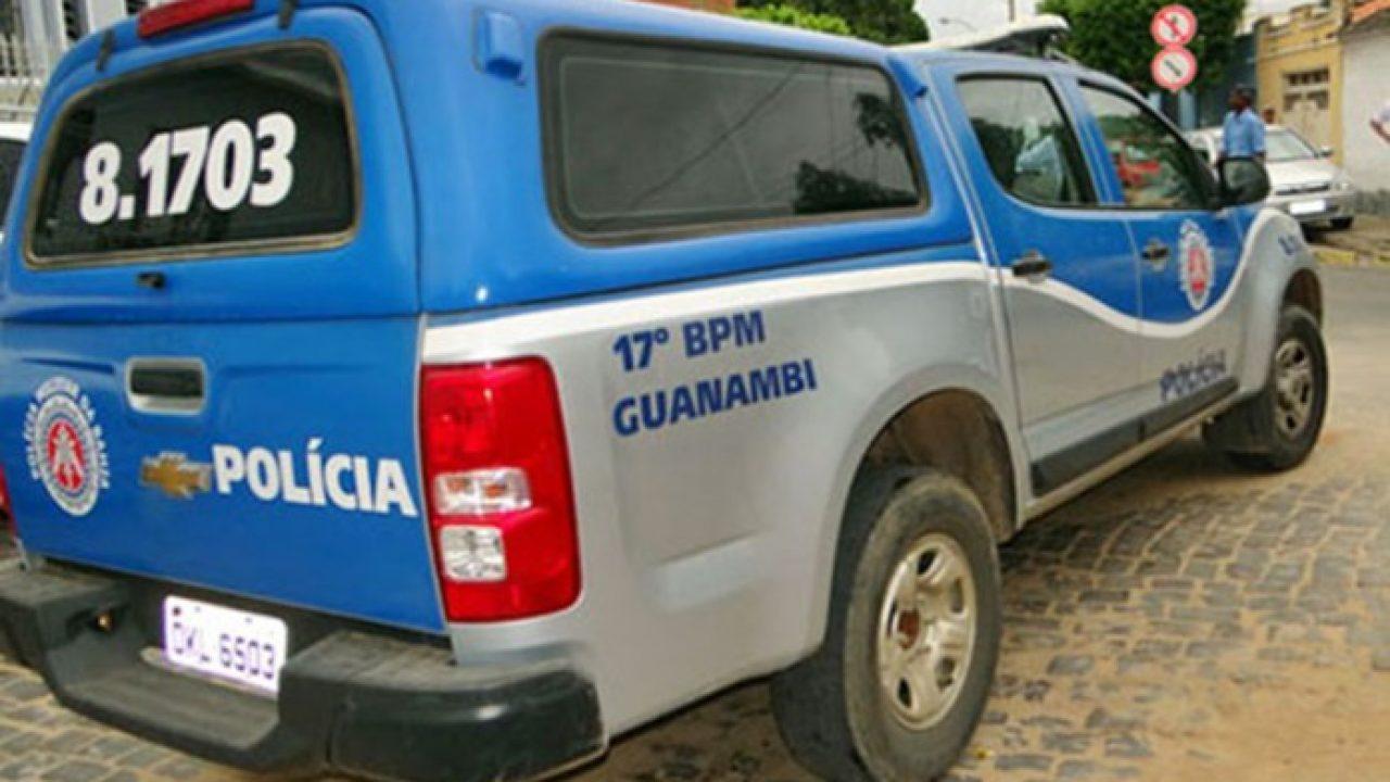 Viatura da Policia Militar de Guanambi