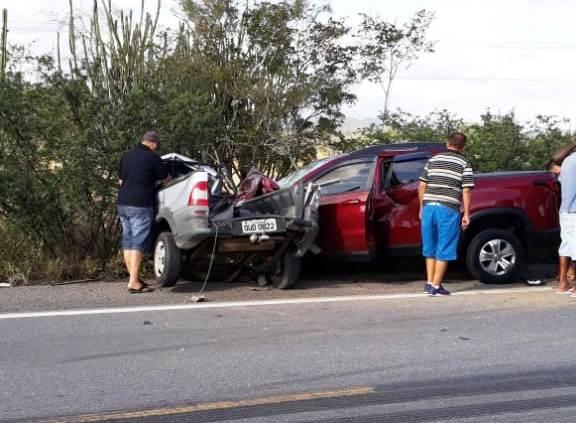 acidente br 324 2