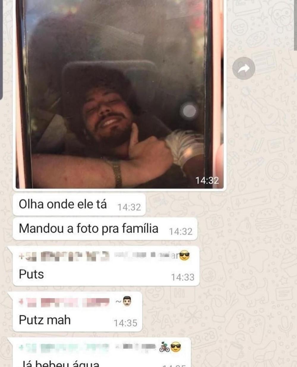 foto selfie predio desaba fortaleza 2