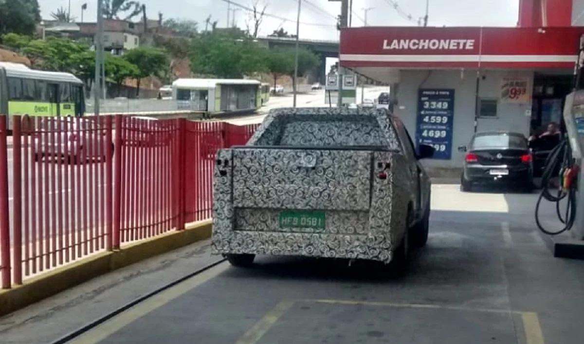 Nova Picape da Fiat