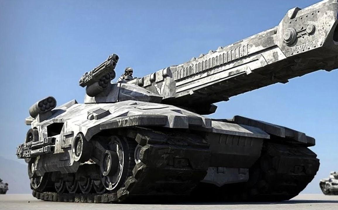 O melhor tanque de guerra do mundo