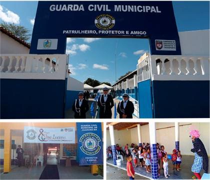 Guarda Civil Municipal de Juazeiro (GCM).