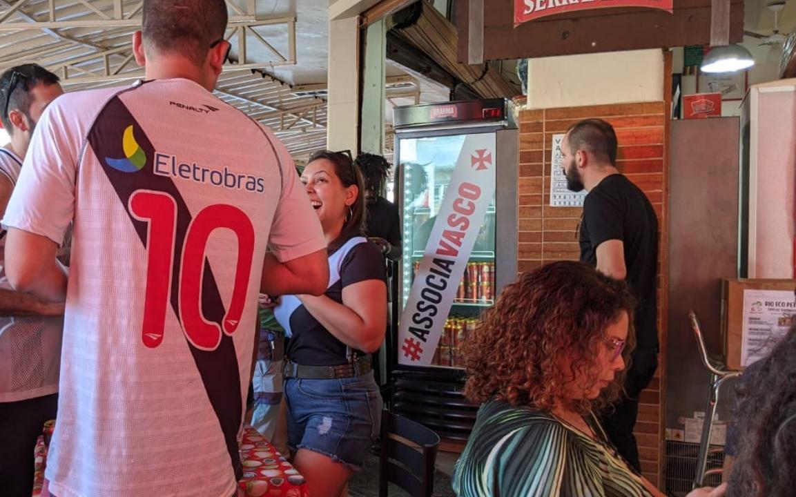 A mobilização de vascaínos que tornou o clube o que mais possui sócios-torcedores do Brasil
