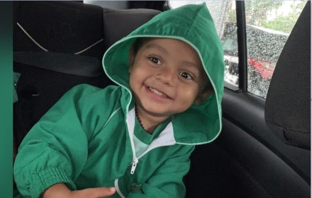 Bernardo Osório desapareceu no dia 29 de novembro, em Brasília; pai confessou ter assassinado o filho. — Foto: Arquivo pessoal