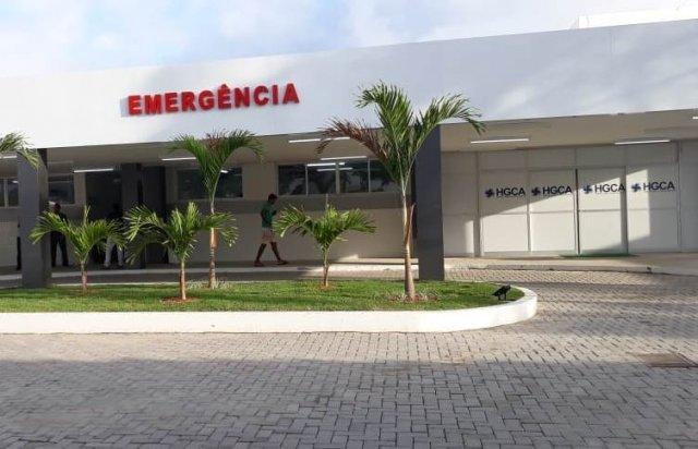 Hospital Geral Clériston Andrade (HGCA)