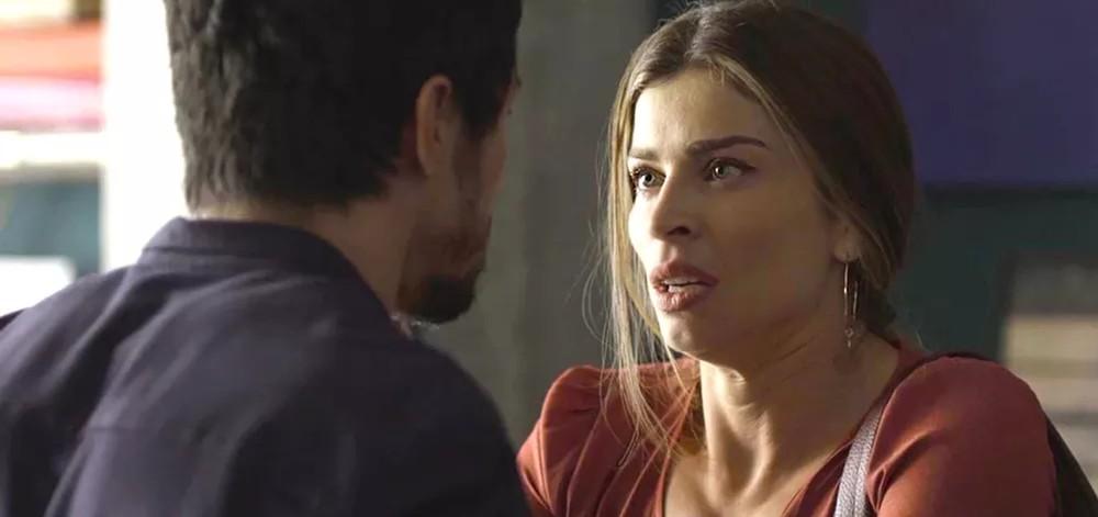 Paloma faz descoberta perturbadora sobre Marcos