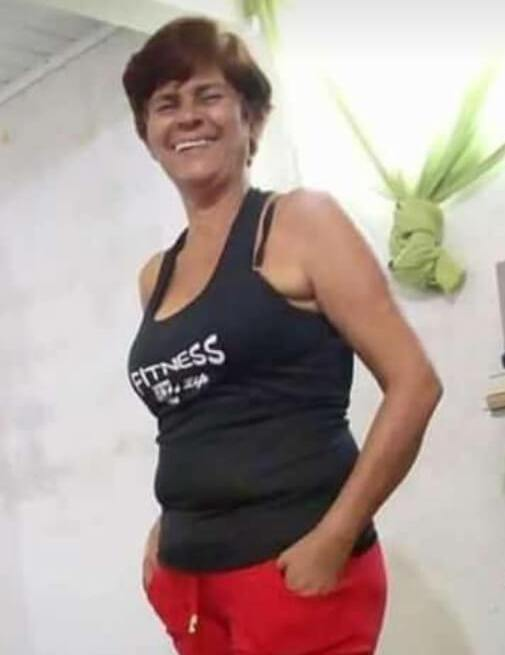 Ivonildes Almeida, 51 anos