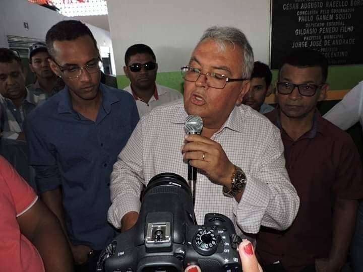 Prefeito Vando - O TCM rejeitou as contas de 2018 da prefeitura de Monte Santo