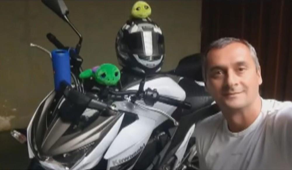 Suspeito de homicídio Paulo Roberto de Caldas Osório — Foto: PCDF/Divulgação
