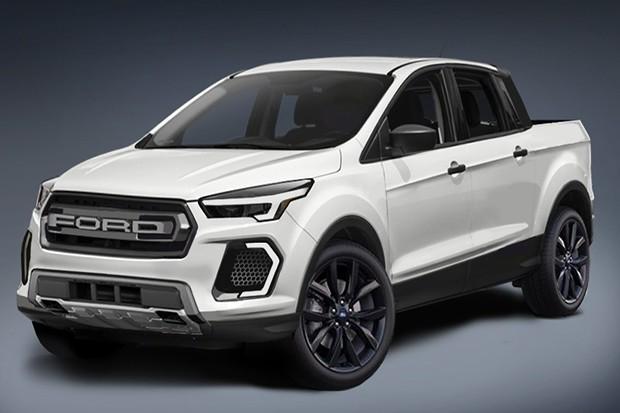 Nova picape da Ford