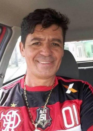 Roberto morreu com a camisa do time do coração