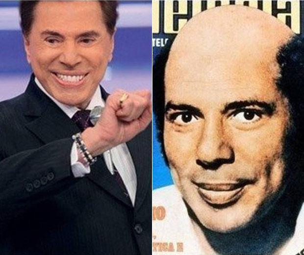 Silvio Santos é careca?