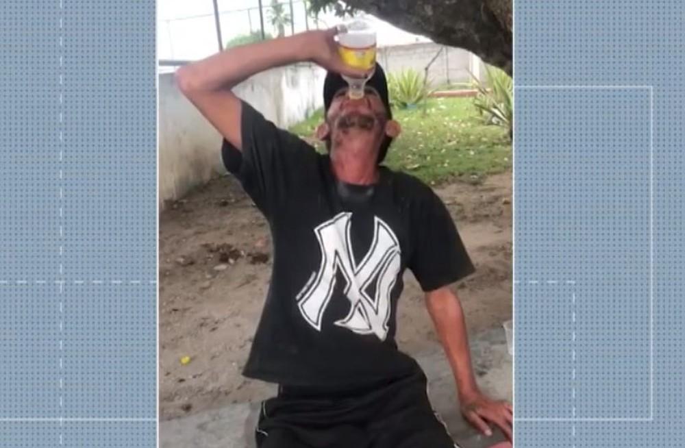 Wellington morreu no dia 8 de janeiro, em Feira de Santana, cidade a cerca de 100 Km de Salvador. — Foto: Reprodução / TV Bahia