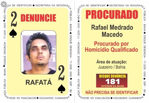 """""""RAFATÁ"""", estava homiziado em uma pousada na citada cidade litorânea de Conceição da Barra, que fica a 250 de distância da capital Vitória."""