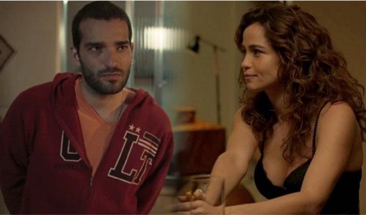 """""""Amor de mãe"""": Sandro e Érica se apaixonam"""