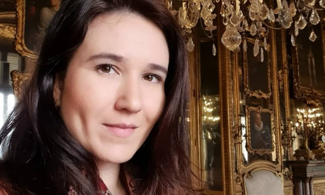 Renata Naves Mendonça: trabalho temporário em hospital San Raffaele, em Milão Foto: Reprodução