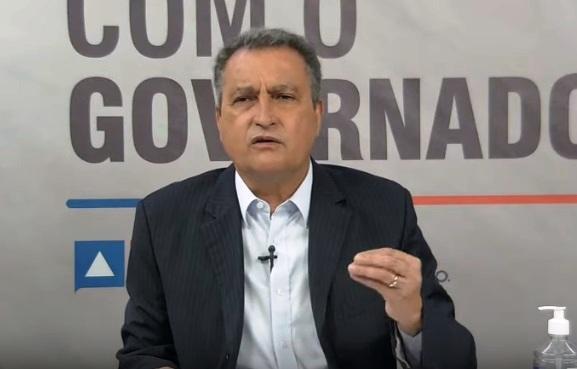 rui costa conversa com governador