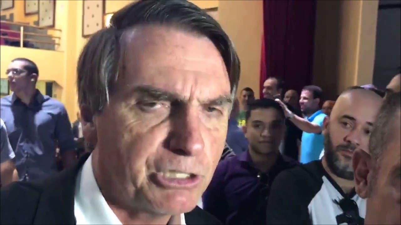 bolsonaro defende a permanencia
