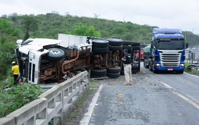 acidente br 116 sul