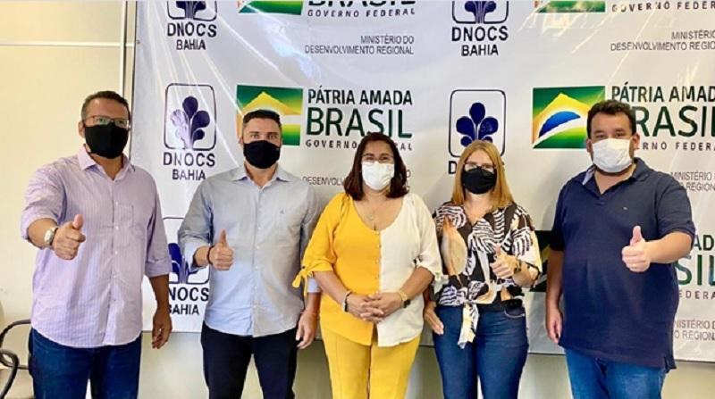 Prefeita Suzana Ramos vai a Salvador em busca de recursos para obras em Juazeiro Portal Spy Noticias de Juazeiro e Petrolina