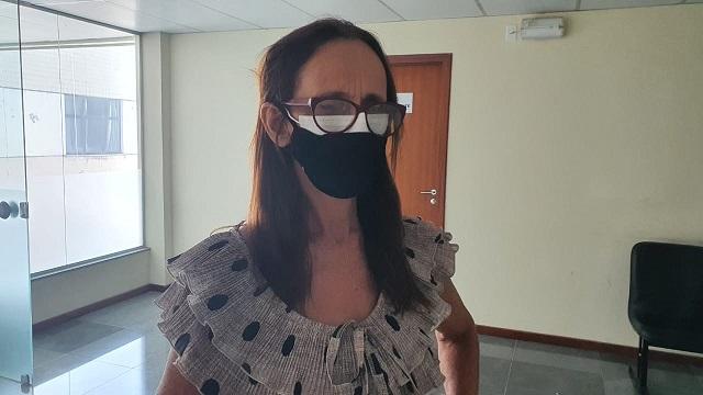 Domitila Lopes, manteve contato com o filho no último domingo (23)