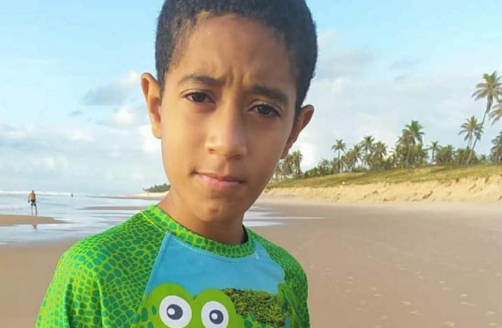 Davi está desaparecido há três meses na Bahia — Foto: Arquivo Pessoal