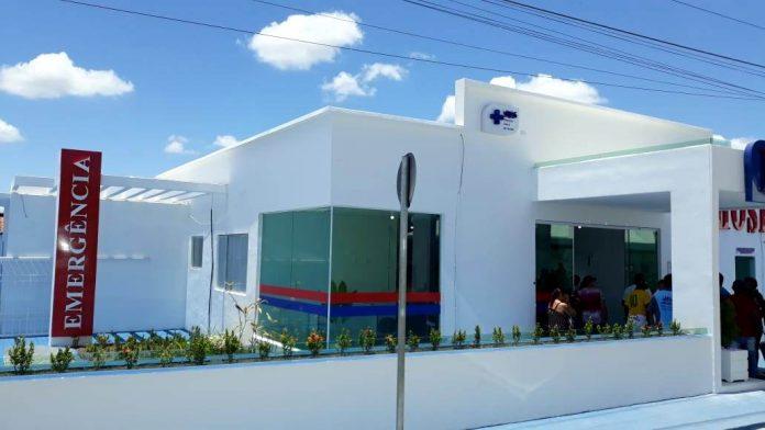 Hospital Municipal Senhora Santana / Cansanção-Bahia