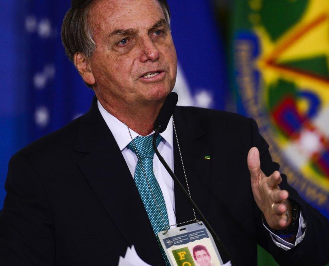 Presidente Jair Bolsonaro / Creditos da foto:Agência Brasil