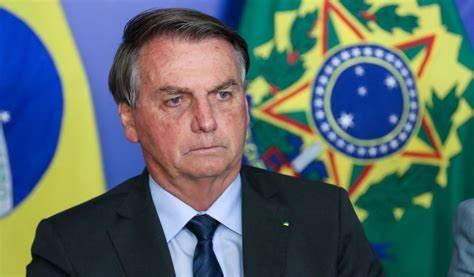 Presidente Jair Bolsonaro / Foto reprodução
