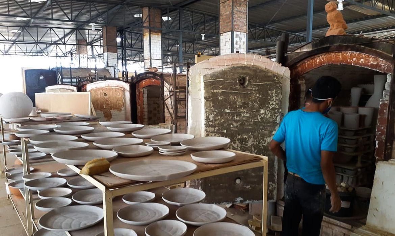 ceramica serra da capivara 0303300720